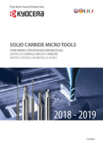 Solide Carbide Micro Tools