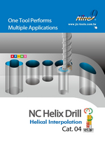 NC Helix Drill