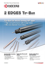 2 Edges TIP-BAR