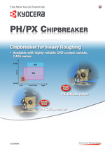 PH & PX Chipbreaker